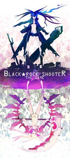 Black Rock Shooter, White Rock Shooter