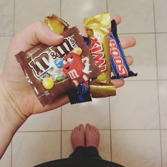 Every Halloween we buy chocolates 'just in case we get trick or treaters'. Every year we either get none or 1-2 groups max. This year it was zero. Dessert time!  #PNPAD #photoaday2015 #fromwhereistand