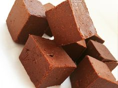 Paleo Salted Chocolate Orange Super Fudge