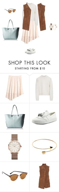"""elf's styling3"" by yuri-writer on Polyvore featuring Acne Studios, Rebecca Minkoff, Cole Haan, ROSEFIELD and Ray-Ban"