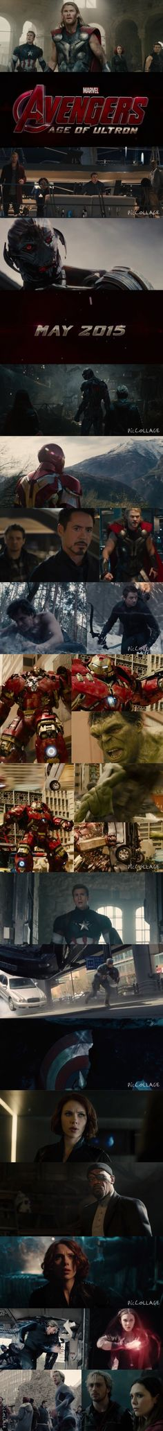 Avengers: Age Of Ultron<< Now I can get cardiac arrest from looking at each individual frame. Yay :/