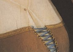 Nice image showing how lacing rings were used.  https://www.artexperiencenyc.com/social_login/?utm_source=pinterest_medium=pins_content=pinterest_pins_campaign=pinterest_initial