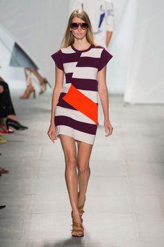 Défilé Lacoste, prêt-à-porter printemps-été 2015, New York. #NYFW #Fashionweek #runway