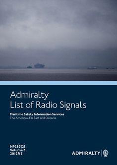 Admiralty List of Radio Signals Vol. 3, Part 2