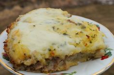In the Kitchen with Jenny: Chuckwagon Breakfast - hashbrowns, sausage gravy, eggs, & cheese!  YUM!  Can be easily made GF!