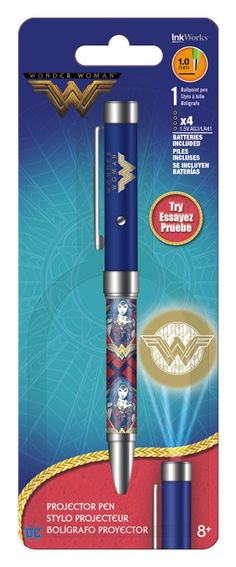 Wonder Woman Projector Pen