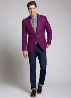 Retro Men's Blazer | Retro | Pinterest | Blazers, Men blazer and Retro