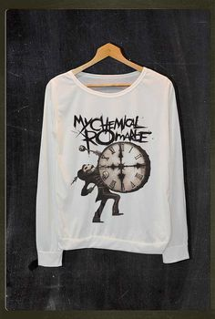 Hey, I found this really awesome Etsy listing at https://www.etsy.com/listing/174264620/my-chemical-romance-the-black-parade