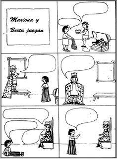La Comunicación más que una expresión: CÓMICS O HISTORIETAS Comic Strip Template, Comic Strips, English Lessons, Online Boutiques, Hafiz, Caption, Printables, Writing, Google