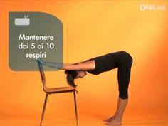 Esercizi yoga contro il mal di schiena. Parte 1