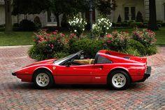 1982 Ferrari 308 #1