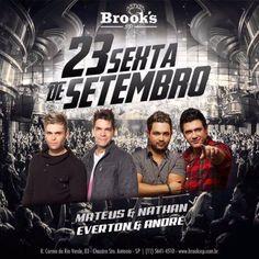Sexta bombando na Brooks! Infos e listas no link: http://www.baladassp.com.br/balada-sp-evento/Brooks-SP/485 Whats: 951674133