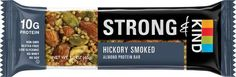 STRONG & KIND Protein Bars Are Delightfully Savory Snacks #healthy #packaging trendhunter.com
