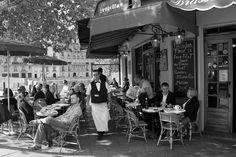 Brasserie de L'Isle St Louis, Paris
