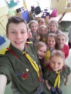 Polish Scout uniform