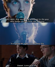 Love it. Scott Pilgrim