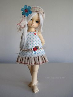 doll by Red Rosin