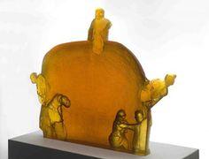 Scott Jacobson Gallery - Ann Wolff - Glass Sculpture and Art ...