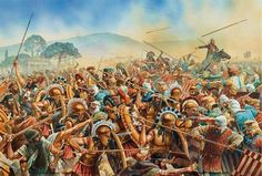 Battle of Plataea:In 480 BC, a large Persian army led by Xerxes invaded Greece. Though briefly checked during the opening phases of the Battle of Ancient Greek City, Ancient Rome, Ancient Greece, Greek History, Ancient History, Battle Of Plataea, Greco Persian Wars, Greek Soldier, Alexandre Le Grand