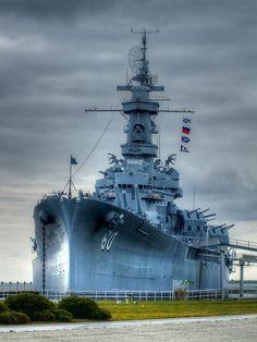 USS Alabama Battleship - Mobile, AL
