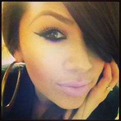 Love her eyebrows