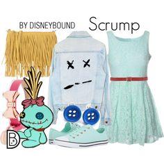 Disney Bound - Scrump