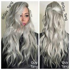 granny hair - Google-haku