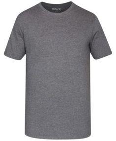 Hurley Men's Staple Dri-Fit Premium Graphic-Print Logo T-Shirt  -