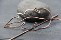 Hair slide hair barrette hair pin hair clip by Keepandcherish