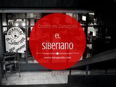 Puede que haya quien no lo sepa, pero en Zaragoza hay un bar en el que los bocadillos se bautizan. Y ese bar no es otro que 'El Siberiano'. http://zaragozala.com/comer-en-zaragoza/el-siberiano-y-sus-bocadillos-bautizados/