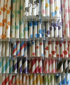 Best selection of every kind of paper straw & great price.