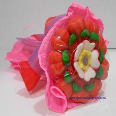 Ramo corazon flor