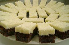 Pillanatok alatt összeállítható aztán mehet is a sütőbe! Egy pille könnyű, finom sütemény! Hozzávalók: 8 tojás 9 evőkanál cukor 5 evőkanál liszt 1 tasak sütőpor[...]