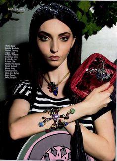 Vogue Accessory ITA 2015-9-1 pag 123 #SodiniBijoux #Sodini #VogueAccessory #Vogue #Settembre