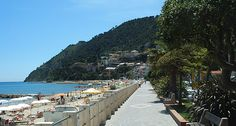 Laigueglia - Lungomare Dolores Park, Beach, Water, Places, Travel, Outdoor, Italy, Vacations, Gripe Water