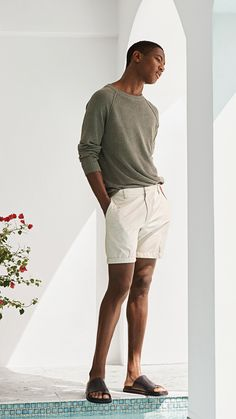 Hamid Onifade for H&M For Men