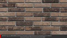 Krypton - Cegły ręcznie formowane