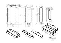 metal sheet toolbox