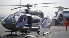 EC145 T2 Demo Flight Malaysia