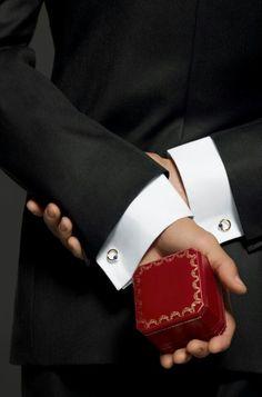 NYE Proposal, Oh My Gosh!!     Cartier