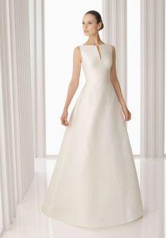 plain wedding dresses - Google Search