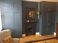 Alcove Ideas Living Room, Bedroom Alcove, Bedroom Corner, Bedroom Ideas, Bedroom Decor, Bedroom Inspo, Master Bedroom, Alcove Wardrobe, Bedroom Built In Wardrobe