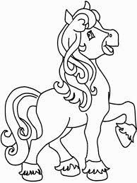 Resultado de imagen para caballos para colorear