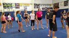 THE CORNERS GAME (Gymnastics/Fitness/Kids) hahaha fun and cardio