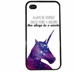 i would love to be a unicorn =)