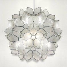 Zeena Capiz Shell Flower Ball Pendant Light Shade - Easy Fit by RING, http://www.amazon.co.uk/dp/B004K7BY0Y/ref=cm_sw_r_pi_dp_b38utb1GQNNYE