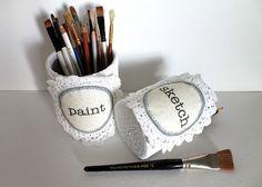 Tin can crafts!