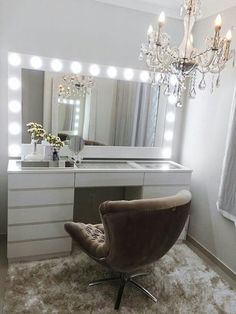 39 best makeup station ideas images  beauty room makeup