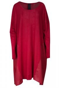 rh160064 S/S16 Rundholz Knitted Tunic - Walkers.Style