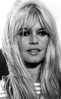 Claves para lucir un flequillo de celebrity: Brigitte Bardot